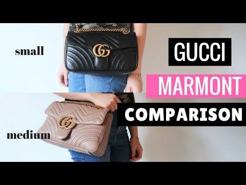 df414dda1bb78f Gucci Marmont Flap Bag Review - Youtube Download