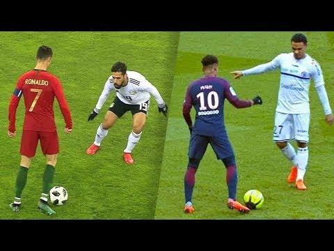 Самые невероятные финты в истории футбола