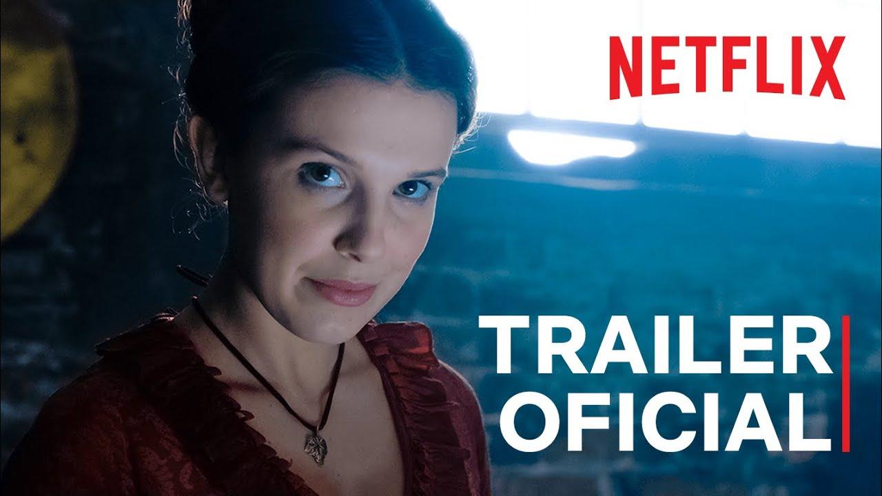 Netflix lança trailer de Enola Holmes
