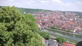 preview picture of video 'Wurzburg Germany'