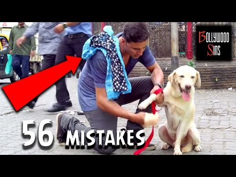 [PWW] Plenty Wrong With HOLIDAY Movie (56 MISTAKES) | Bollywood Sins #2