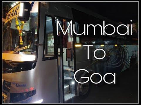 mp4 Luxury Bus Mumbai To Goa, download Luxury Bus Mumbai To Goa video klip Luxury Bus Mumbai To Goa