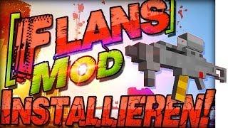 Hi Ich Hätte Mal Eine Frage Wie Kann Ich Den Flans Mod Auf - Minecraft server erstellen himgames