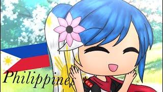 Philippines 🇵🇭|Countyhumans|Gacha Speed Edit (Read Desc)