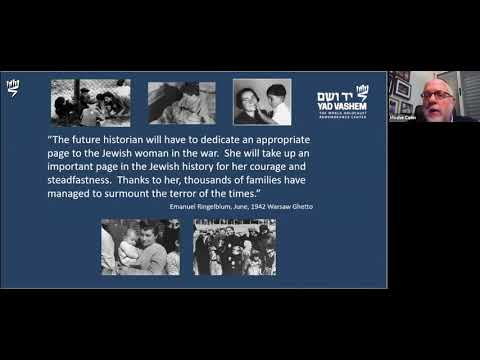 The Warsaw Ghetto Uprising: A Chanukah Story - Rabbi Moshe Cohn