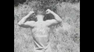 Rocky Marciano training