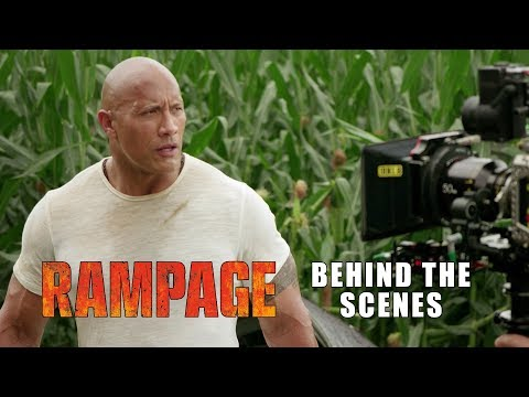 Rampage Behind The Scenes