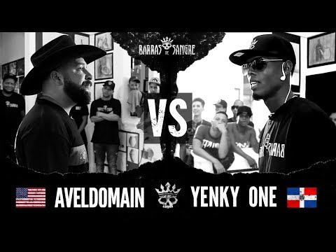 BDS 1:  Aveldomain 🇺🇸  vs Yenky One 🇩🇴  [ Batallas Escritas ] ( Host: Flava Templo Real )