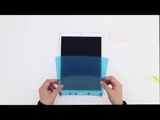 فيديو يوضح عمل وتثبيت الشاشة