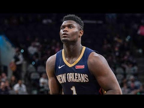 Zion Williamson Will Miss Start of Season Injury! 2019-20 NBA Season
