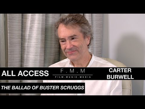 All Access: Carter Burwell