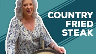 Quarantine Cooking: Country Fried Steak & Creamy Pan Gravy Recipes