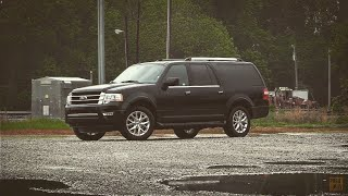 2017 Ford Expedition   an average guy's review