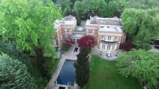 Torontos Most Expensive Residence - Luxury in Rosedale