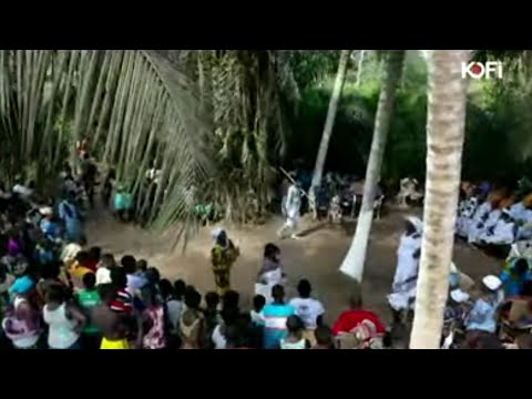 Rituals Before Kundum Festival