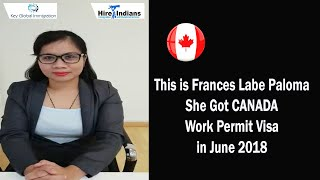 Client Satisfaction - Frances ! Key Global Immigration - Dubai and India