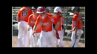 Woodland American All-Stars begin tournament with win
