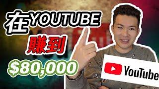 Youtube賺錢 | 如何不用拍視頻也可以在YouTube賺錢