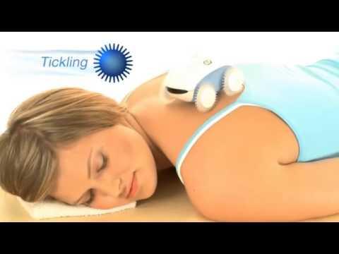 Scopri WheeMe, il robot massaggiante portatile