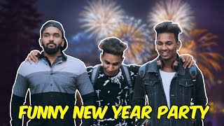 Funny New Year Party Plan | Warangal Diaries