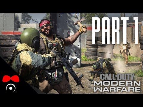 DRTÍ NÁS ČEŠKOVÉ! | CoD: Modern Warfare (2019) MP feat. FlyGunCZ #1