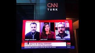 Kasım Süleymani Suikastını CnnTürk'te Değerlendirdim