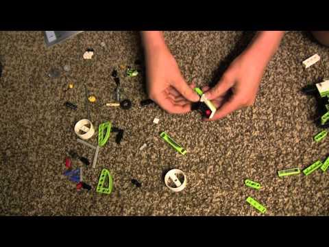 Vidéo LEGO World Racers 8897 : Course en pleine mer