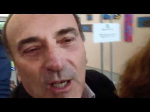 Le prime parole di Centinaio nuovo sindaco di Legnano
