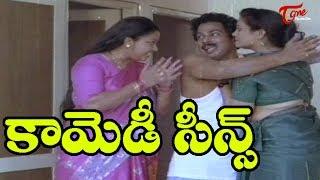 రాజేంద్ర ప్రసాద్,సుధాకర్ నాన్ స్టాప్ కామెడీ సీన్స్ - NavvulaTV