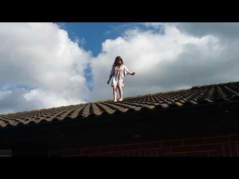 Madicken challenge klättra på tak