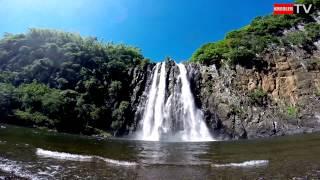 preview picture of video 'Cascade du Niagara - Île de la Réunion'