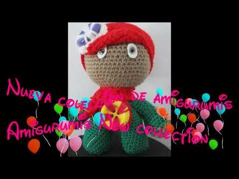 amigurumi crochet decoración