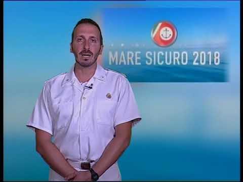 MARE SICURO 2018 - I CONSIGLI DI SABATO 4 AGOSTO