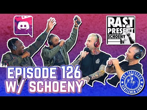 Episode 126 w/ Schoeny