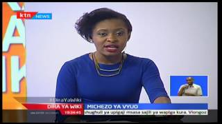 Mashindano wa vyuo vikuu wajumuka katika chuo kikuu cha Jomo Kenyatta