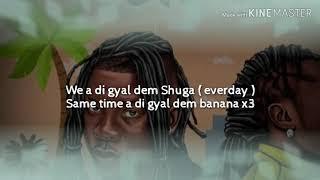 Stonebwoy's Shuga Ft Beenie Man Lyrics
