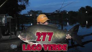 Programa Fishingtur na TV 277 - Clube de Pesca Lago Verde