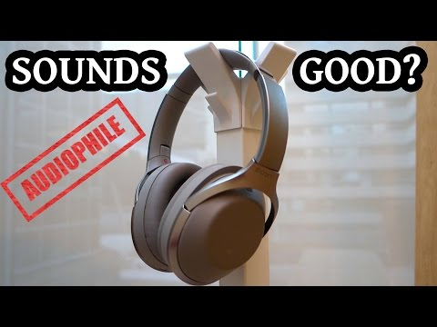 Sony MDR-1000X wireless headphones in-depth audiophile review + unboxing | DHRME #14