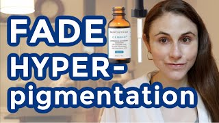 TOP 10 Ingredients to FADE HYPERPIGMENTATION| Dr Dray