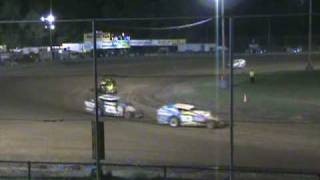 preview picture of video 'Mercer Raceway Park Jun 27, 2009'