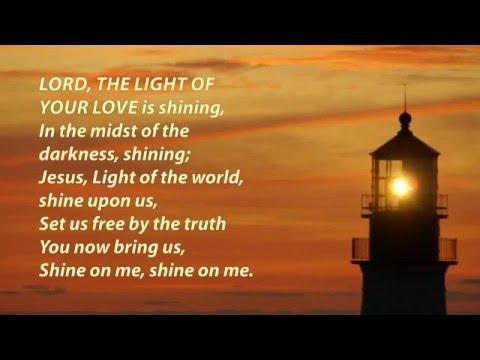 Download Shine Jesus Shine By Don Moen With Lyrics Video 3GP Mp4 FLV
