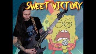 Sweet Victory Meets Metal - Spongebob Squarepants