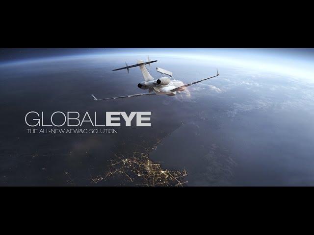 Компания Saab представила самолет дальнего радиолокационного обнаружения GlobalEye
