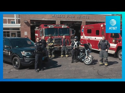 AT&T and FirstNet Put First Responders First -youtubevideotext