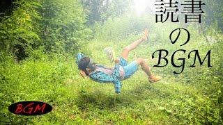 読書用BGM!!リラックスBGM!!就寝用や作業用にも!!