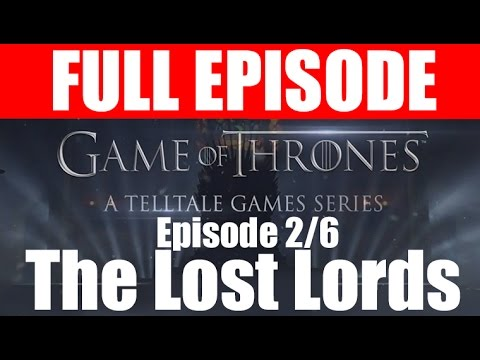 Game of Thrones : Episode 2 - The Lost Lords IOS