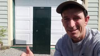 Stack On Gun Safe Lock Swap Lost Key Fix