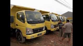 preview picture of video 'Dijual Dump Truck Mitsubishi Canter Samarinda HP; 085246902754 Samarinda Kalimantan Timur'