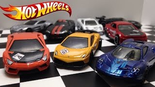 Hotwheels GranTurismo Series Unboxing And Review!