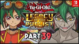 Yu-Gi-Oh! Legacy of the Duellist Link Evolution ENGLISH Nintendo